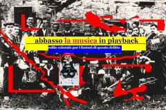 30/08/2016 - La tragica piaga del liscio in playback alle feste paesane